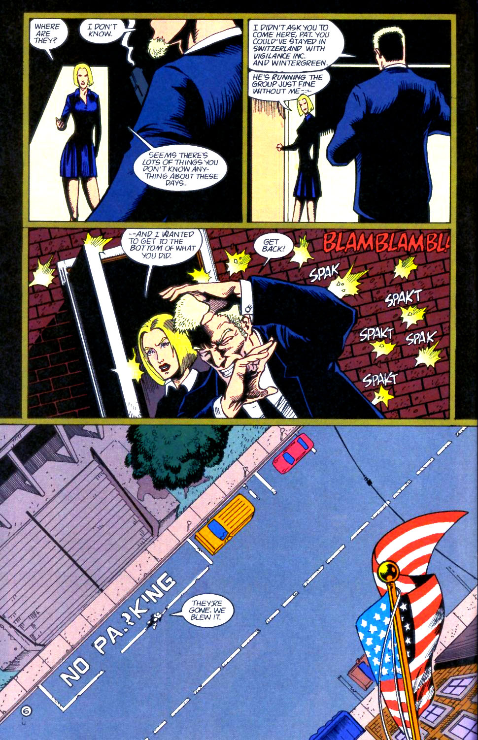 Deathstroke (1991) Issue #59 #64 - English 7