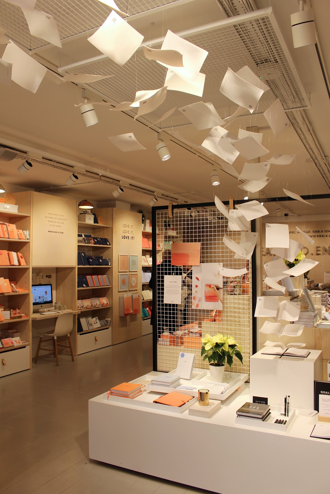 kikki.K stationary | London Covent Garden