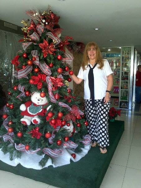 Loly Señaris Calviño navidad 2014.