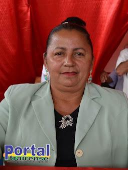 VEREADORA ELZIMAR RAMOS DE FARIAS-BETONA- (SOLIDARIEDADE),420 VOTOS)