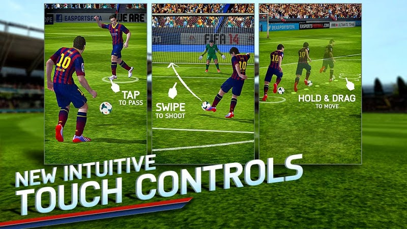 Game Fifa 14 v1.3.3 Untuk Android PPSSPP Apk Android Offline