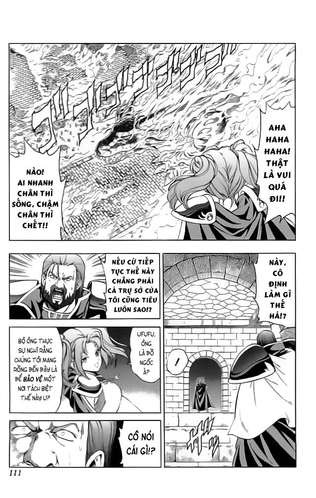 Fire Emblem-Hasha no Tsurugi chap 19 - Trang 14