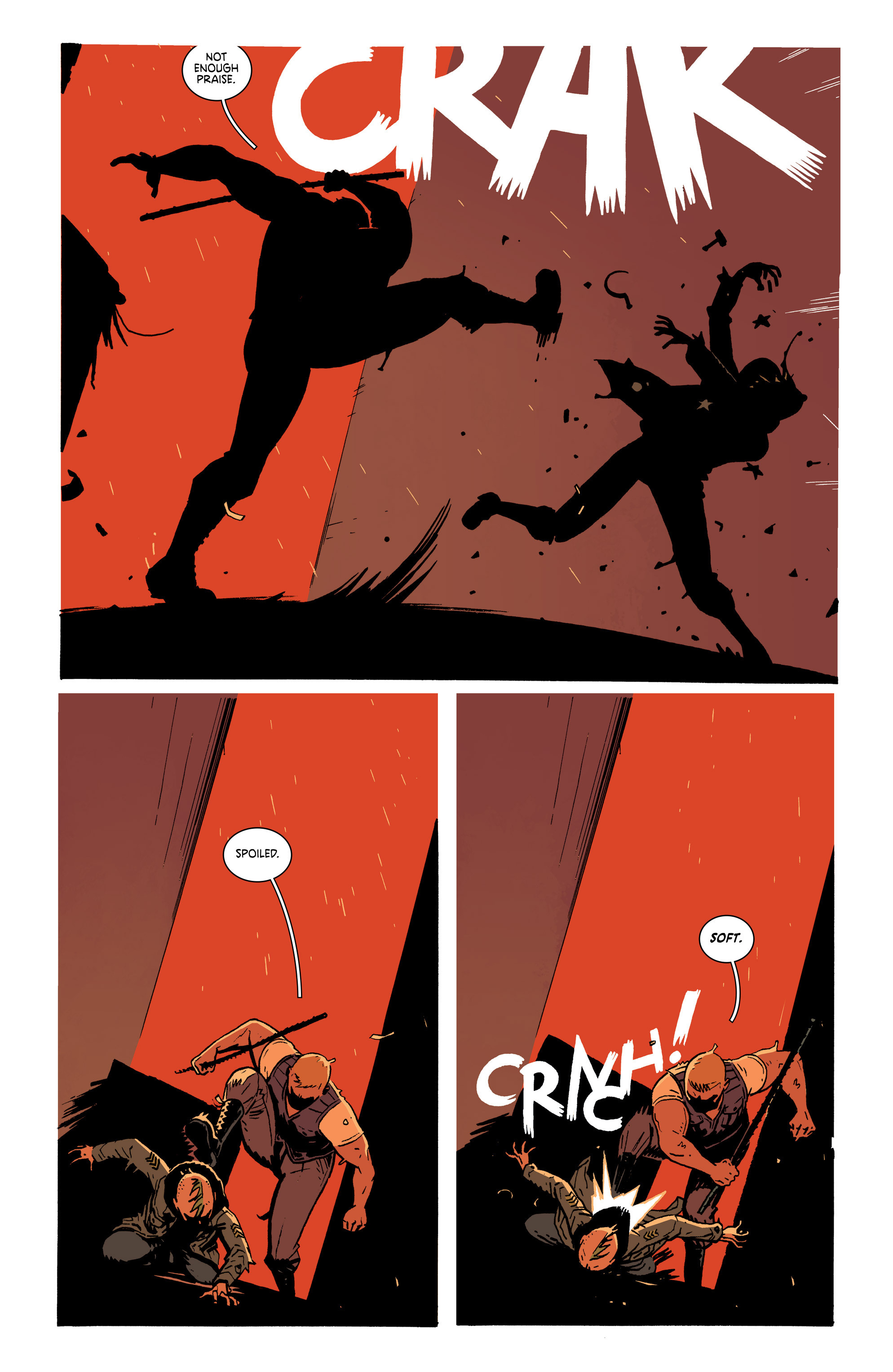 Read online Deadly Class comic -  Issue #19 - 12