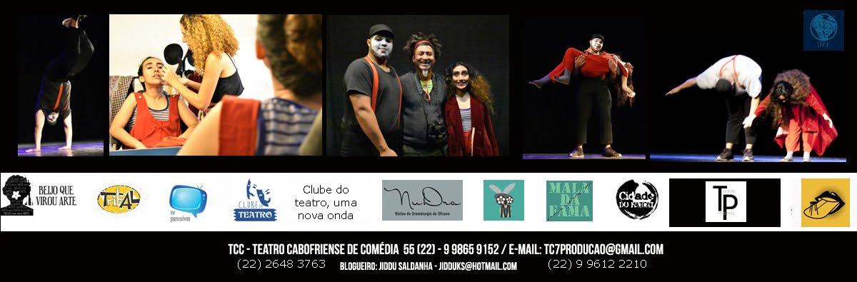 T.C.C - Teatro Cabofriense de Comédia