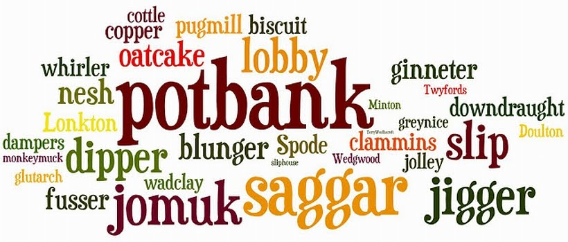 Potbank Dictionary - words from The Potteries