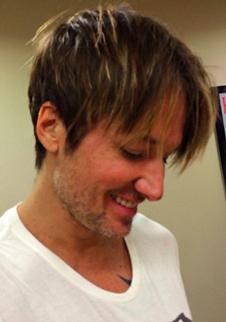 Keith Urban 2013 Haircut