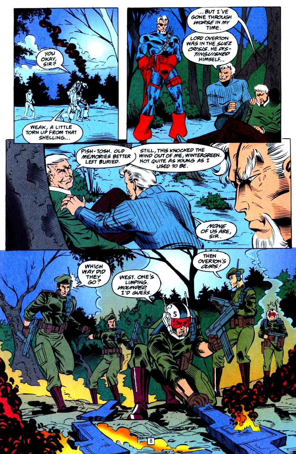 Deathstroke (1991) Issue #36 #41 - English 9