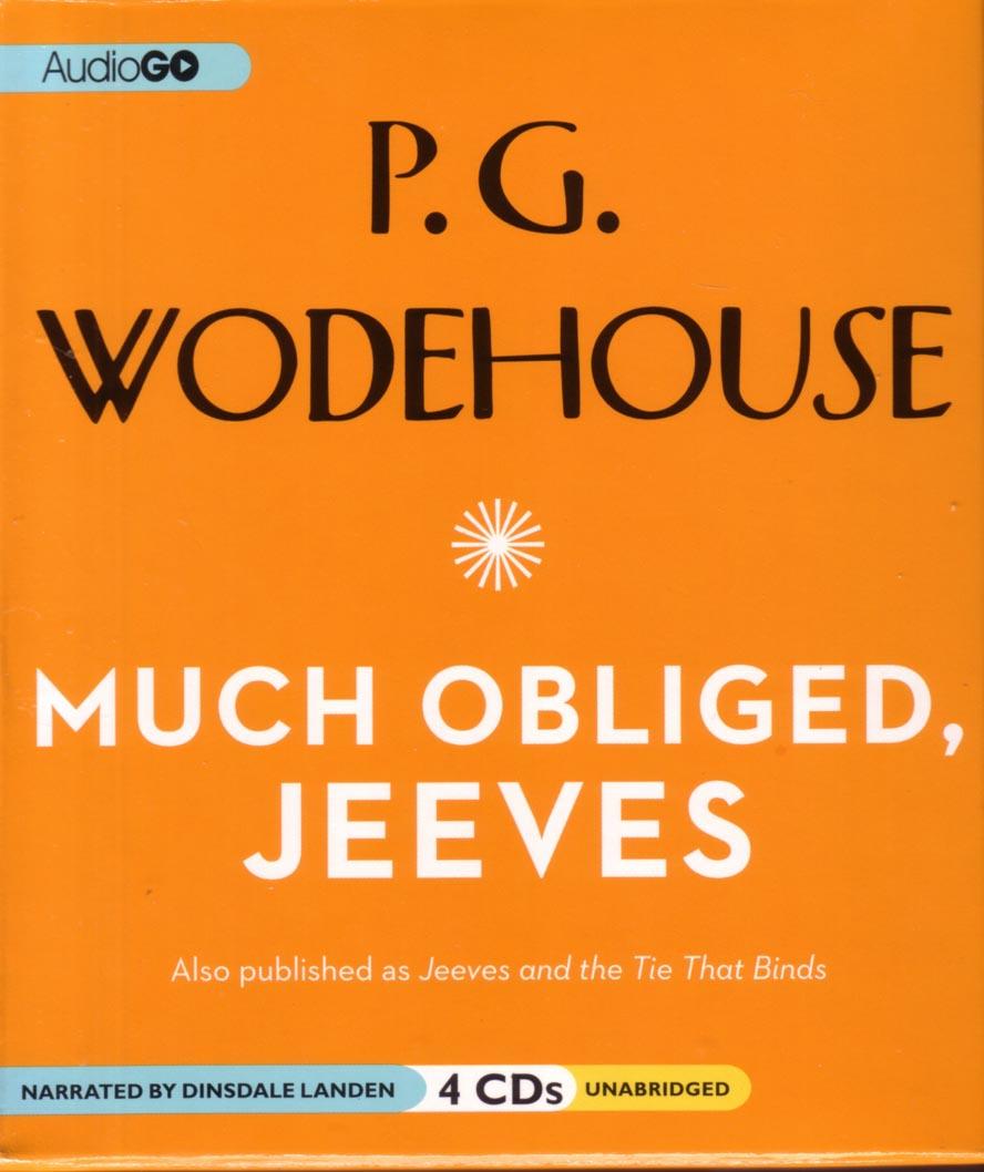 P.G. Wodehouse - The Heart Of A Goof Audiobook (6 cds)