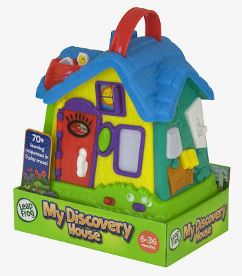 LeapFrog My Discovery House