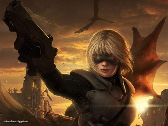 CG Art Wallpaper Marek Okon Artwork 27