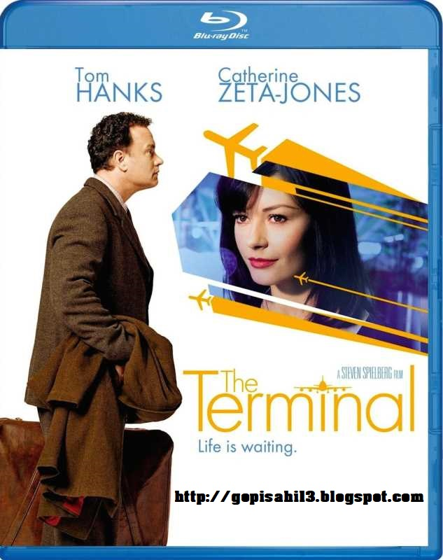 The Terminal 2004 720p Esub BlyRay  Dual Audio English Hindi GOPISAHI