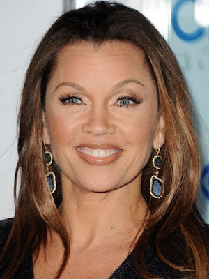 Vanessa Williams Dangling Gemstone Earrings
