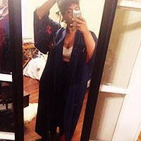 vintage kimono, thrifted clothes, thrifted kimono