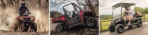 "Tracker Off Road Toronto - ""Click"" Image Below To View Inventory"