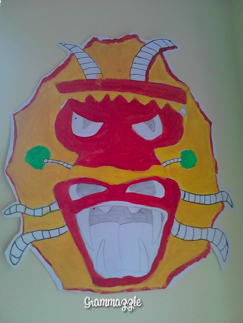 Grammazzle Año Nuevo Chino Dragón Chinese New Year Dragon