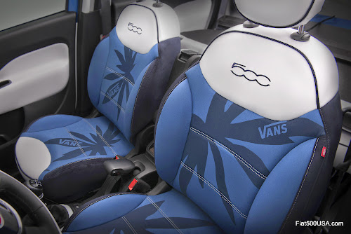 Fiat 500L-Vans Seats