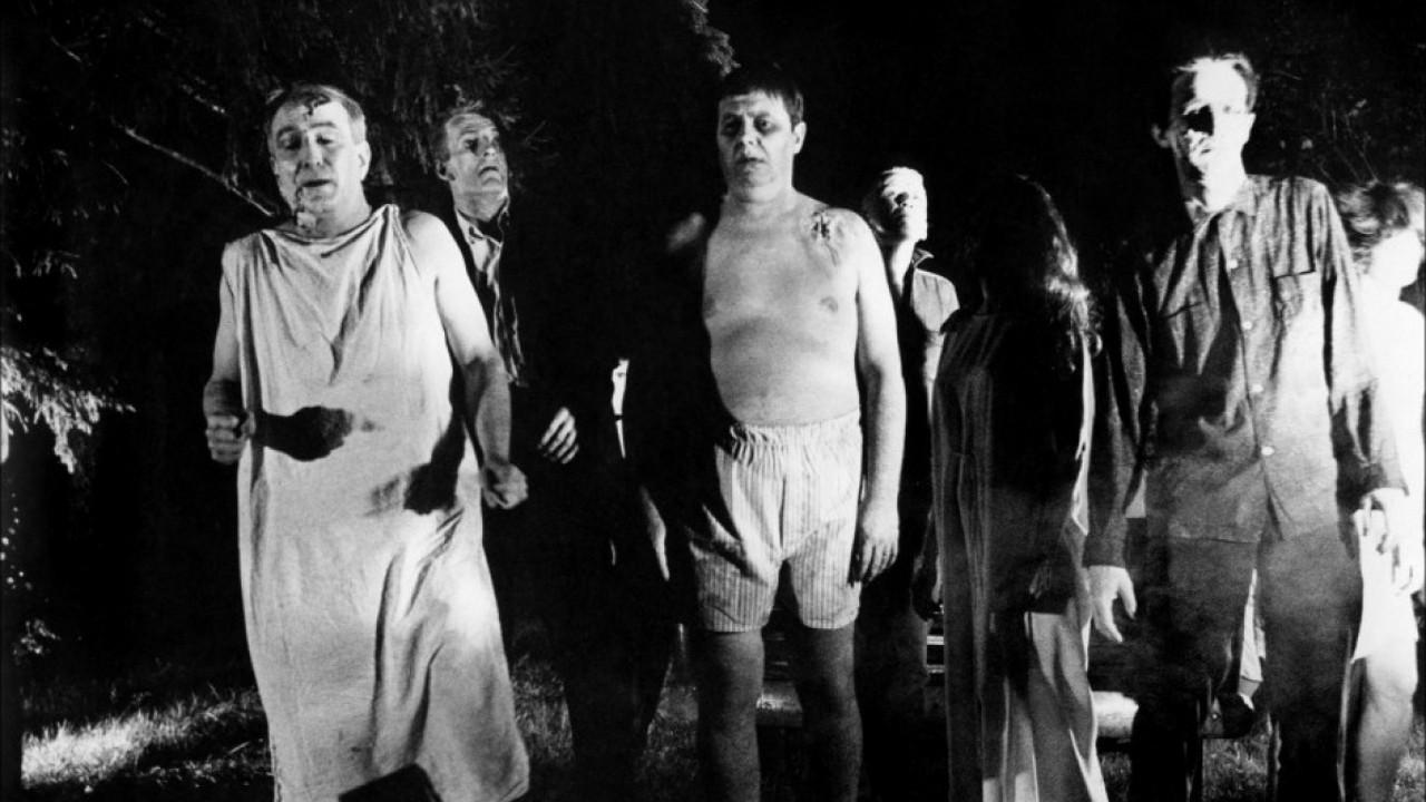 Filme Mortos Vivos with regard to a noite dos mortos vivos | george romero encontrou nove minutos de