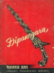 """Mohammad Yamin """"Diponegoro"""""""