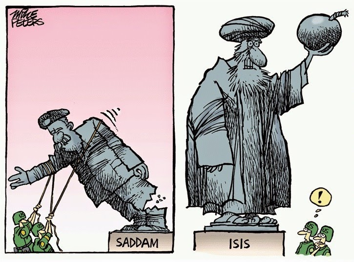 Mike Peters: Isis.