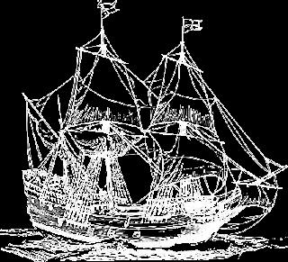 galleon illustration