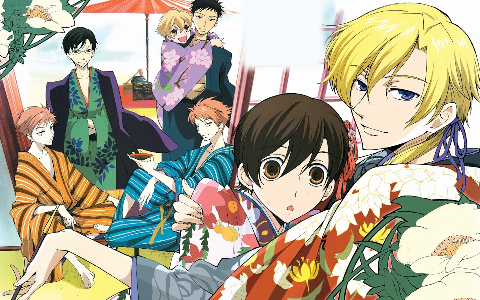 Ouran Highschool Host Club Crest Mi blog: Ouran ...