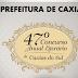 47º Concurso Anual Literário de Caxias do Sul