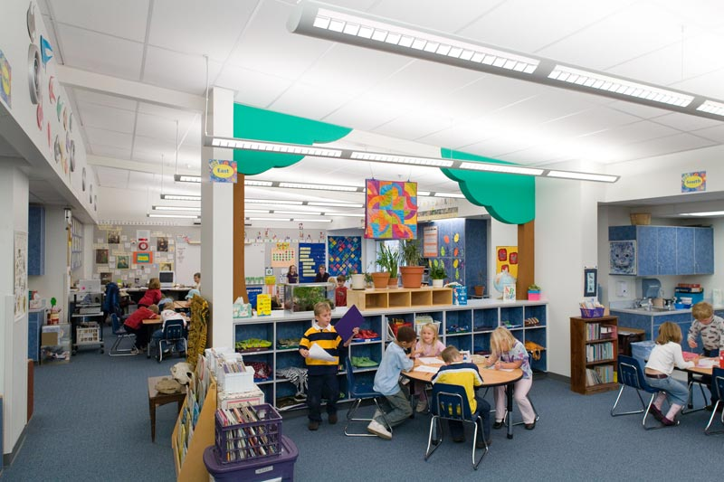 my ideal classroom in my ideal school