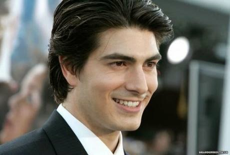 BRANDON ROUTH, DA SUPERMAN AD ARROW