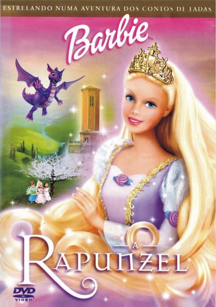 Barbie: A Rapunzel – Dublado (2002)