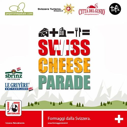 swiss cheese parade: 'o cuopp svizzero