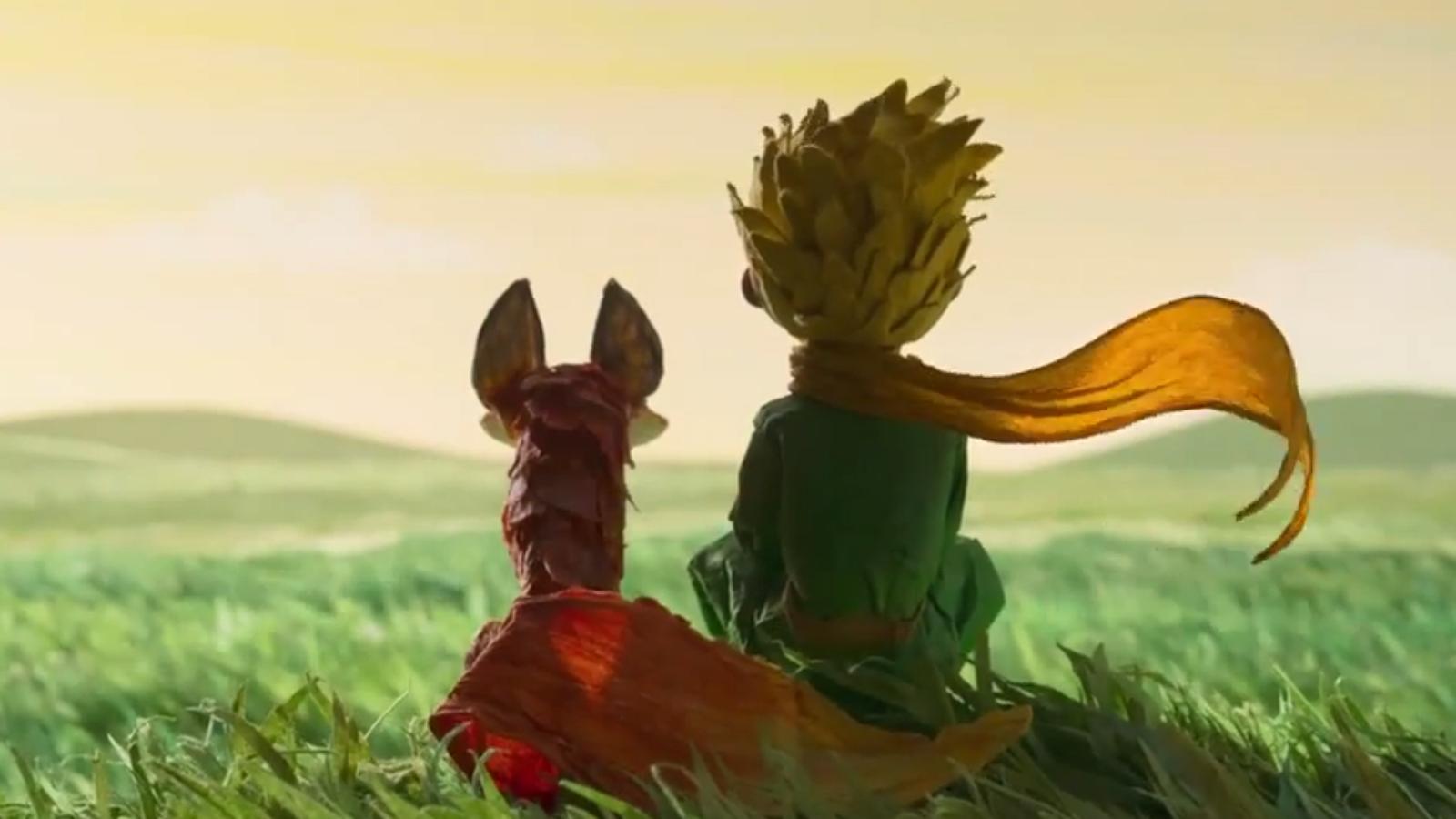 Filme O Pequeno Principe 2015 inside trailer de o pequeno prÍncipe   larioscine