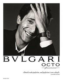BVLGARI New OCTO FINISSIMO AD Campaign