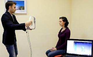 El escáner 3d EVA puede ser utilizado en cualquier lugar