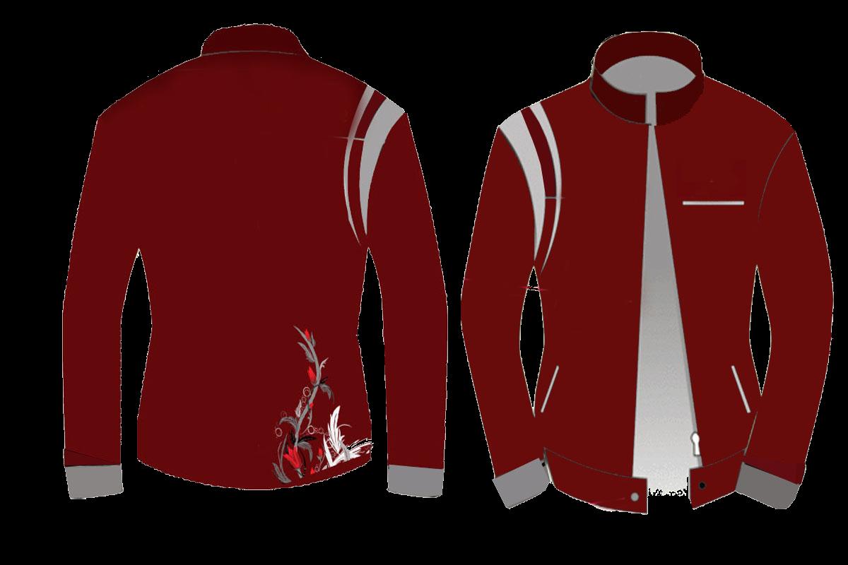Desain Jaket Polos Desain Jaket Order Romavian