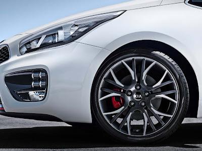 2014 Kia Pro Ceed GT