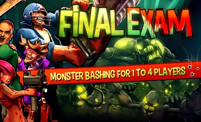 Final Exam Free Download PC Games