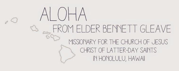 Elder Bennett Gleave
