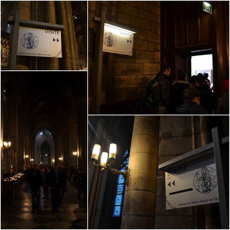 Counter-Tourism at Notre Dame ~ Invisible Paris