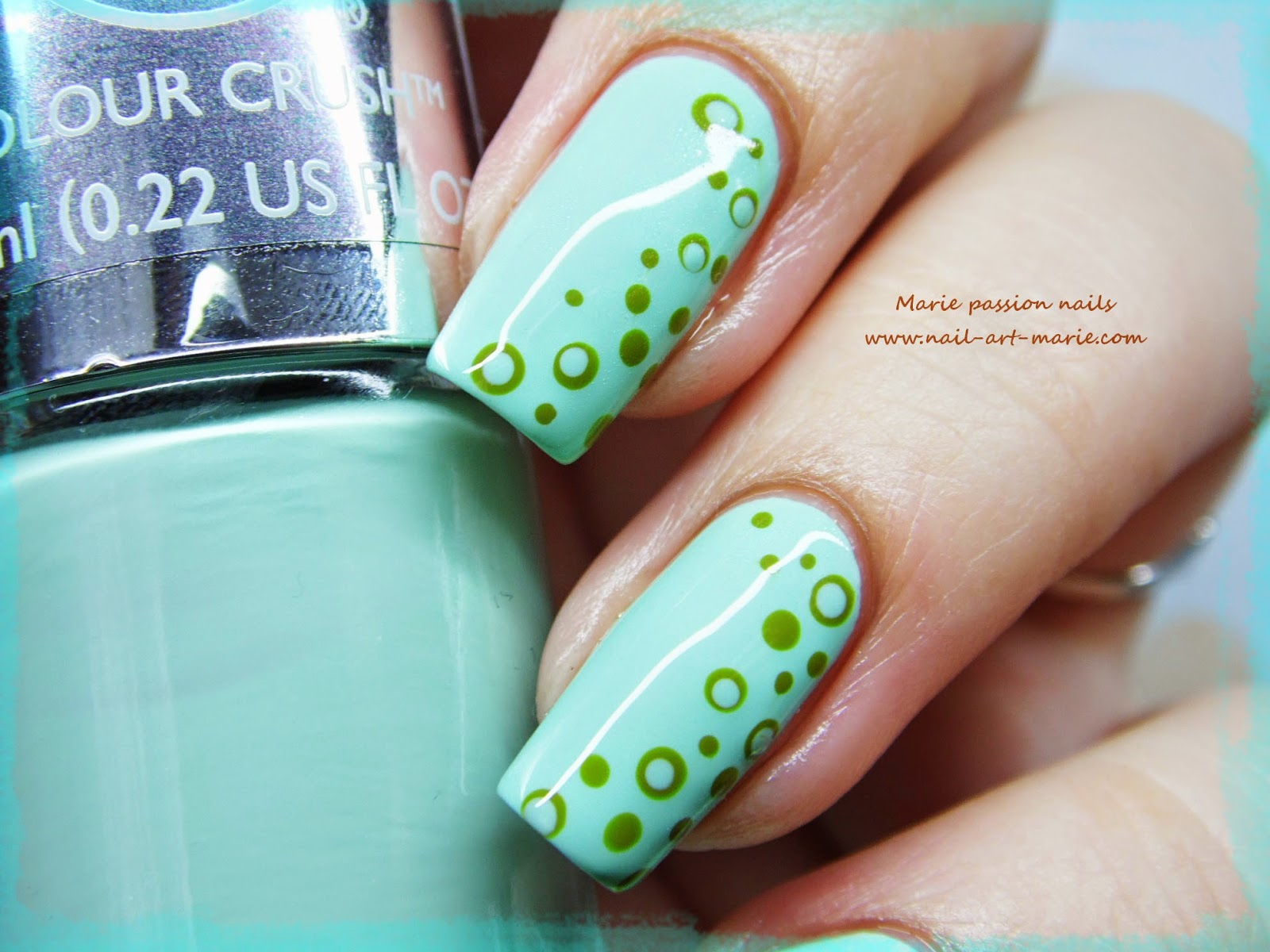 nail art dotting4