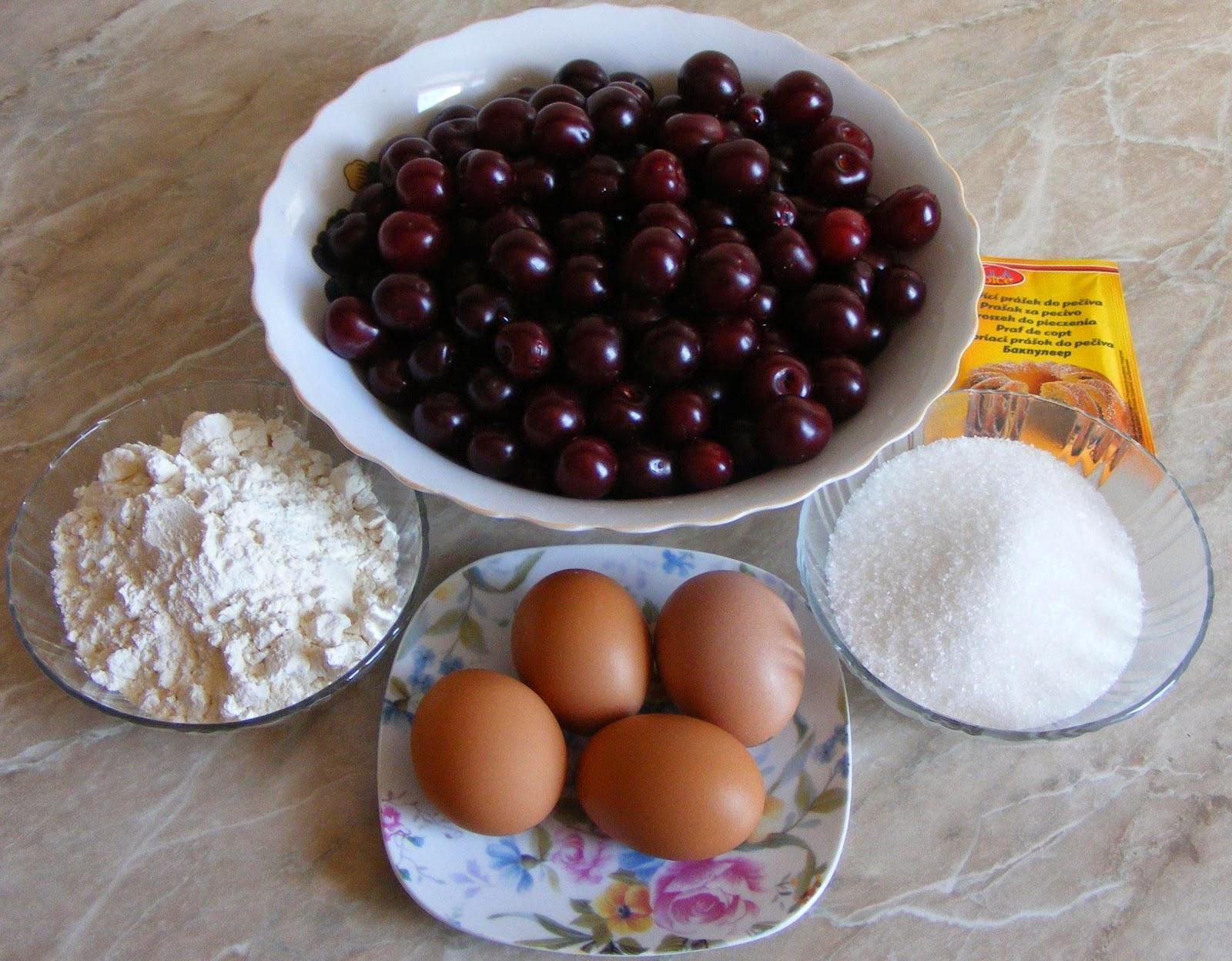 ingrediente pentru tarta cu fructe, ingrediente pentru tarta cu visine, cum se prepara tarta cu fructe, cum facem tarta cu visine, retete si preparate culinare dulciuri si prajituri cu fructe, retete zepter, tarta la zepter,