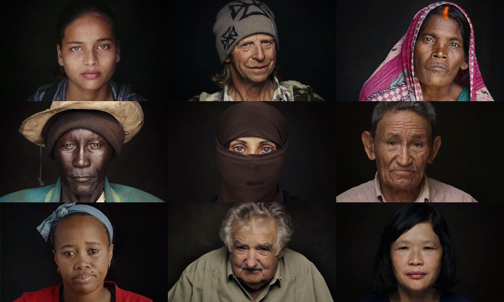 Entrevistas documentário Human - o filme Yann Arthus-Bertrand. José Mujica