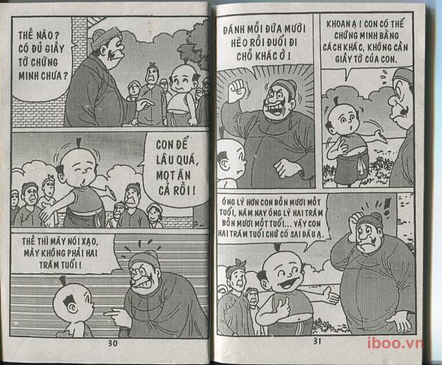 Truyện tranh Trạng Quỷnh Tập 200 trang 15