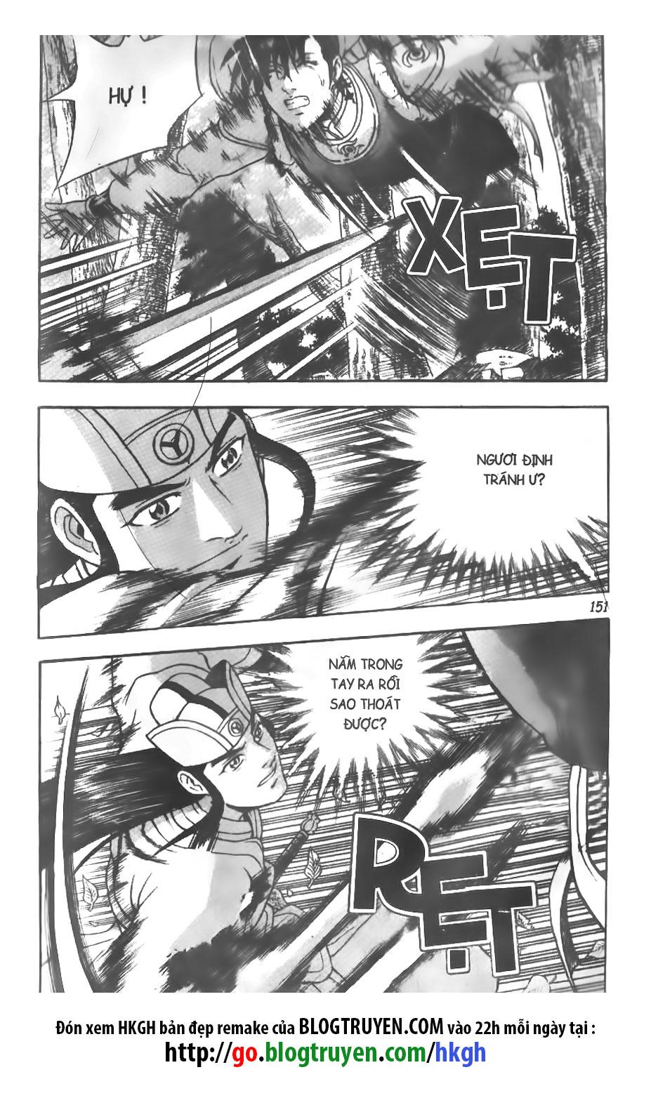 Hiệp Khách Giang Hồ chap 284 page 14 - IZTruyenTranh.com