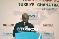 Ghana President John Dramani Mahama