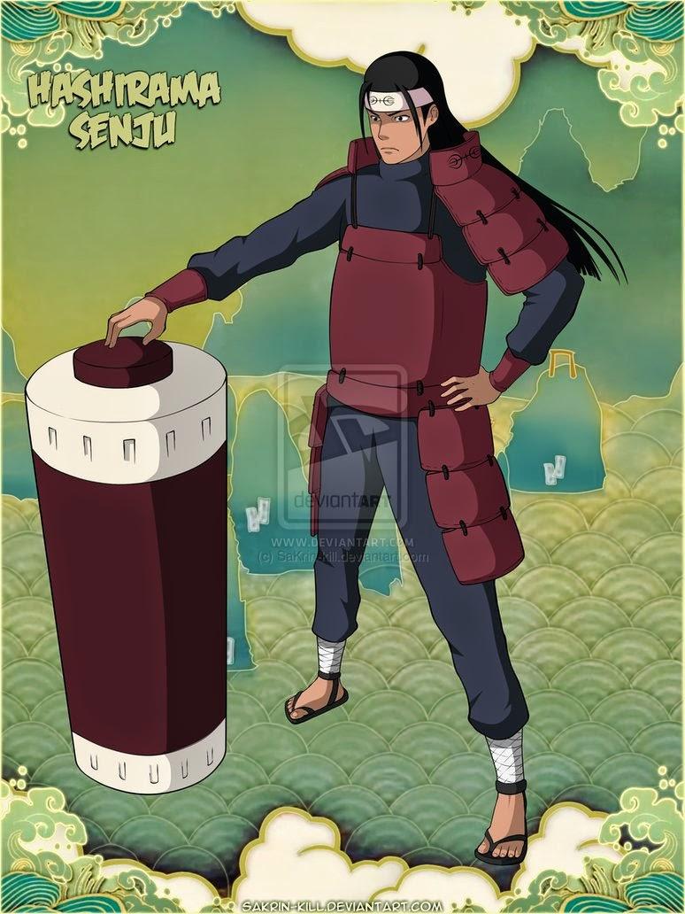 Senju Hashirama (Shodaime Hokage)