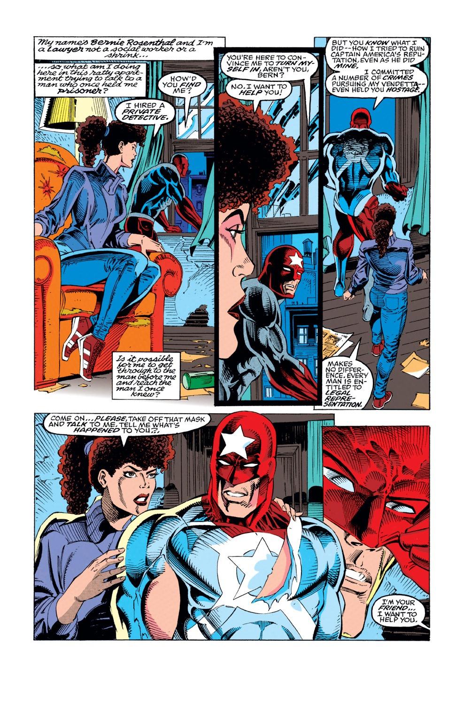 Captain America (1968) Issue #439 #389 - English 6