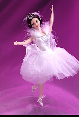 Beautiful dancing Barbie doll photos