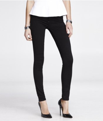 express extreme stretch stella jean legging black