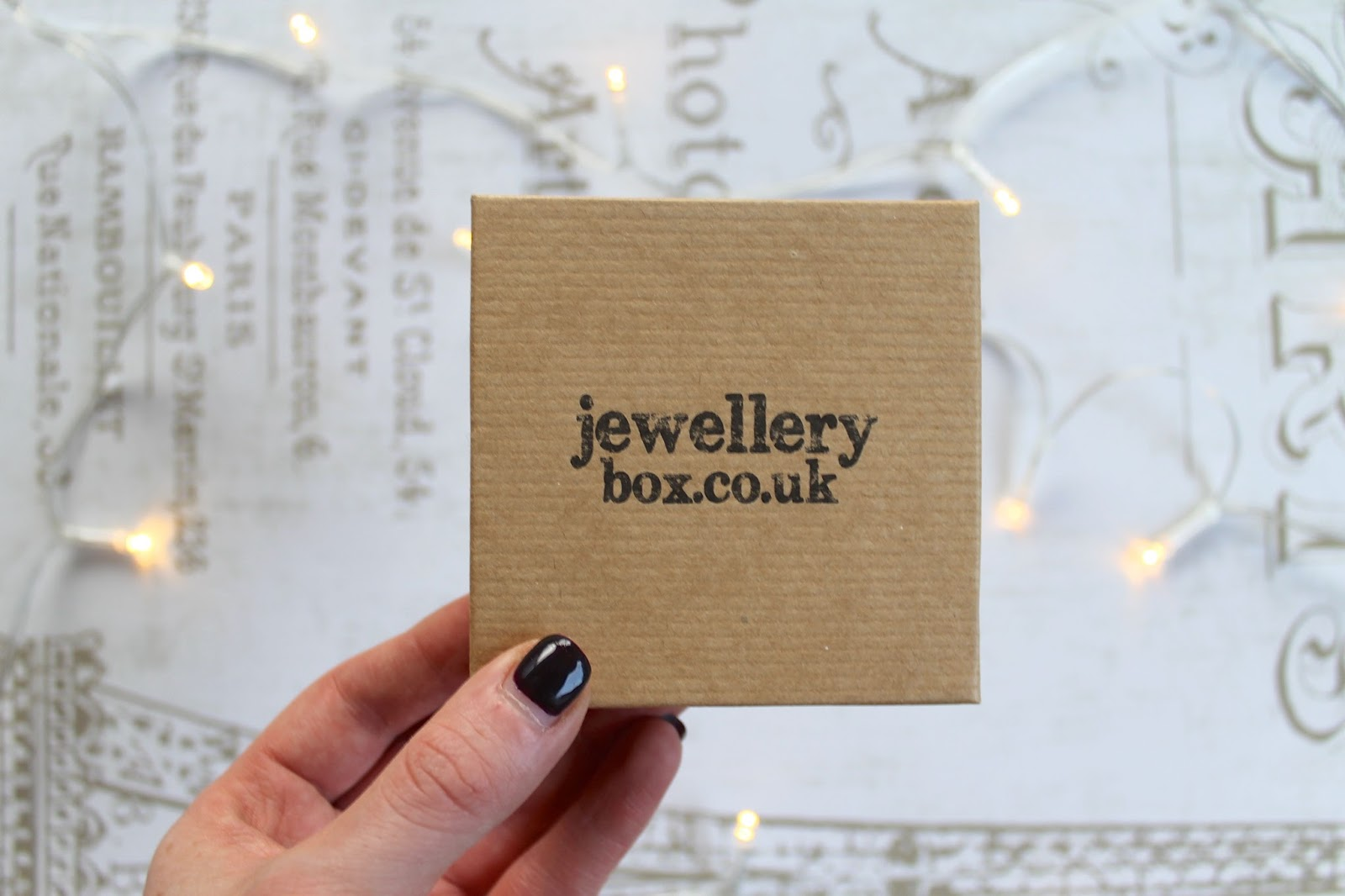 jewellery box haul london shopping