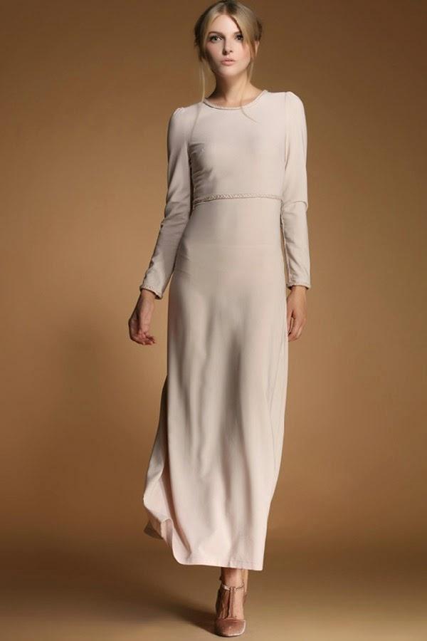 Vestidos largos de damas